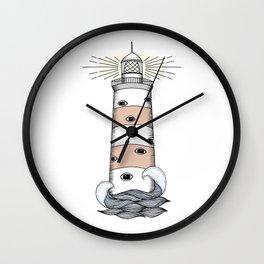 Eye See All Wall Clock