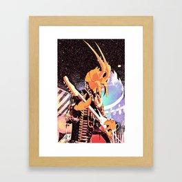 Rock Lobster Framed Art Print
