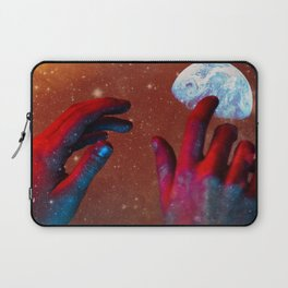 HANDS OF GOD Laptop Sleeve