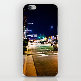 In The Streets iPhone Skin