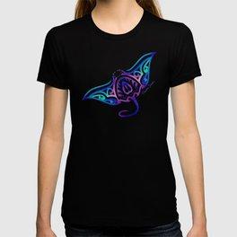 Tribal Manta Ray T-shirt