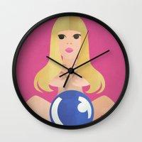 artpop Wall Clocks featuring ARTPOP by Angelus