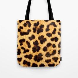 Leopard Pattern Tote Bag