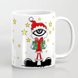Eye Christmas II Coffee Mug