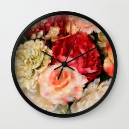 Color Pop Wall Clock