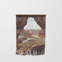 Window Rock Wall Hanging