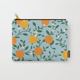 Valencia Oranges Carry-All Pouch