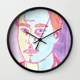 Christopher Nolan Wall Clock