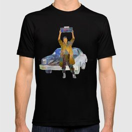 Say Anything - Lloyd Dobler (John Cusack) T-shirt
