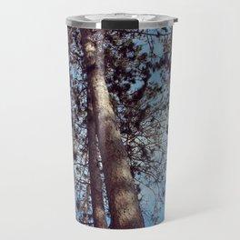 The Cathedral Pines Travel Mug
