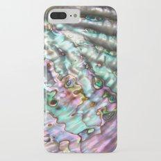 Abalone Shell iPhone 7 Plus Slim Case