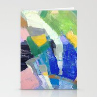 pool Stationery Cards featuring Pool by Jenny Vorwaller
