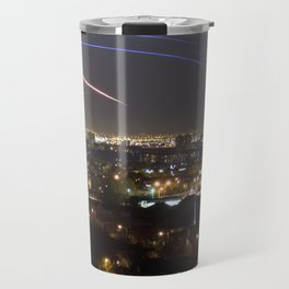 Fireworks. Travel Mug