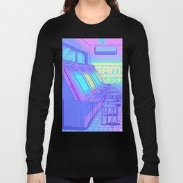Midnight Arcade Long Sleeve T-shirt