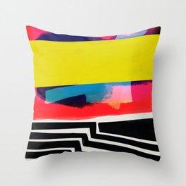 Temple Sunrise Throw Pillow