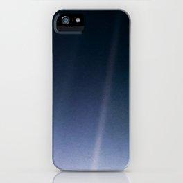 Pale Blue Dot — Voyager 1 (2020 rev.) iPhone Case