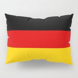 Flag of Germany - German Flag Pillow Sham