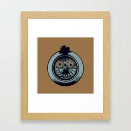 Sink buddy Framed Art Print