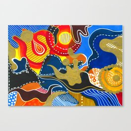 Visualize Canvas Print