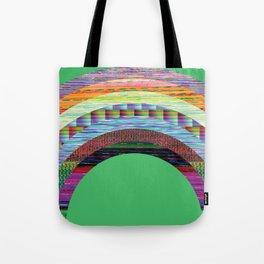 glitchbow Tote Bag