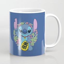 Maneki Stitch Coffee Mug