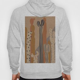 Flowering Cactuses #1 Hoody