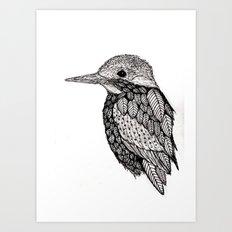 Another Birdie Art Print