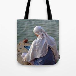 In Quiet Contemplation Tote Bag
