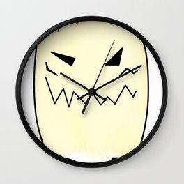 Everyone has a little demon inside Wall Clock