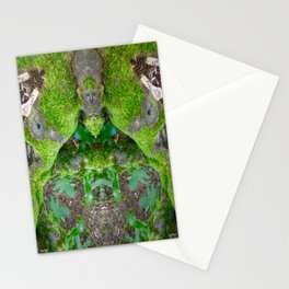Wizard Of The Dark Wood Stationery Cards