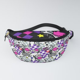 Exotic Punk High Heels by MamirruQuis Fanny Pack