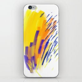 Burst of Color iPhone Skin