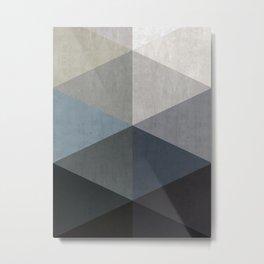 Minimalist modern art Metal Print