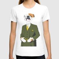 english bulldog T-shirts featuring English Bulldog by Studio Drawgood