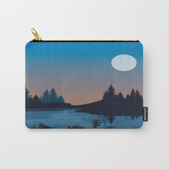 My Nature Collection No. 19 Carry-All Pouch