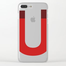 magnet Clear iPhone Case