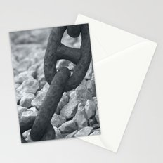 Chains Stationery Cards