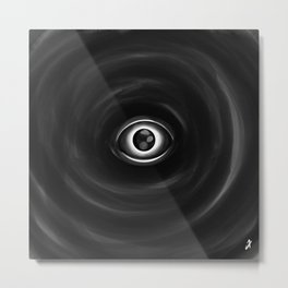 Night - BNW Collection Metal Print