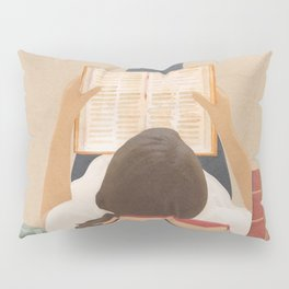 Bookworm Pillow Sham