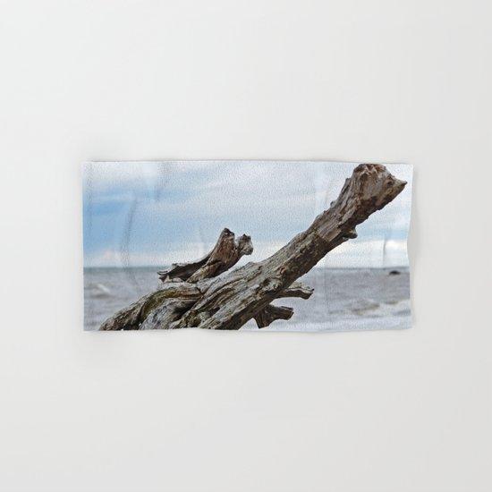 Natural Driftwood Hand & Bath Towel