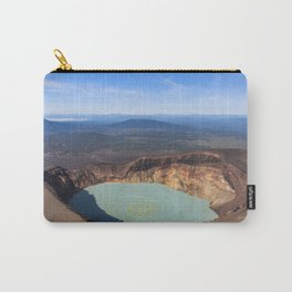 Stratovolcano Maly Semyachik, Kamchatka Carry-All Pouch