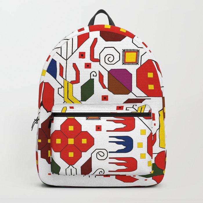 Shevica ~+~ 2 Backpack