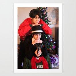 20151122 Christmas Cheer Art Print