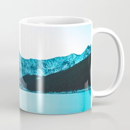 Clinton Gulch // Scenic Sunset Colorado Mountain Range Lake Forest Landscape Photography Decor Coffee Mug
