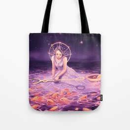 Good Night Tote Bag