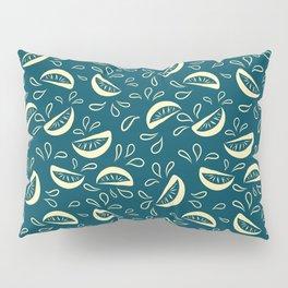 Abstract Lemonade 3 Pillow Sham