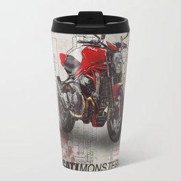 Monster 1200 R Travel Mug