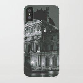 Tempo iPhone Case