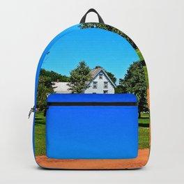 Stunning PEI Farm Backpack