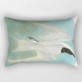 Marsh Tern Rectangular Pillow